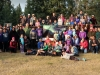 Participants, staff + guest speakers 2018 Dark Sky Festival at Pine Lake in WBNP