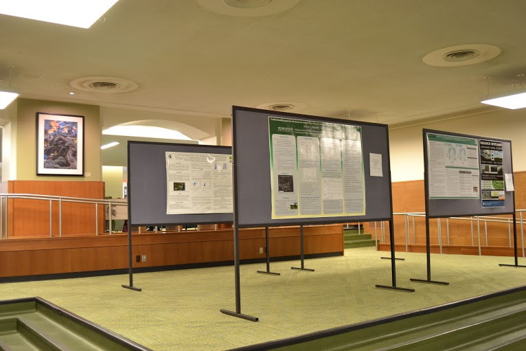 2016 GeoWeek Display