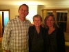 With Dr Alan Arbogast and his wife Jennifer