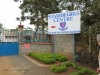 Entrance to the Starehe Girls Centre, Nairobi, Kenya.