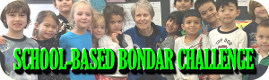 TAKE THE SCHOOL-BASED BONDAR CHALLENGE!