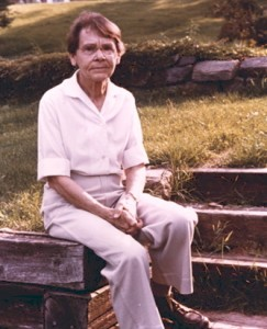 Pioneering cytogeneticist Dr. Barbara McClintock