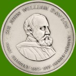 The Sir John William Dawson Medal awarded by the Awards and Medals Committee of the Royal Society of Canada.