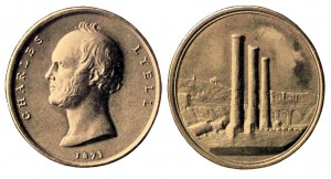 The Lyell Medal of the Geological Society of London
