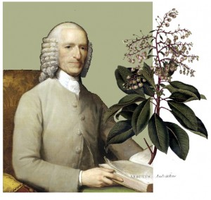 Writer-naturalist-apothecary-philanthropist-physician Dr. John Fothergill