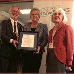 Prof Bonnie M Patterson receives David C Smith Award