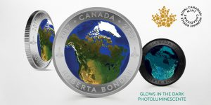 The Royal Canadian Mint press release