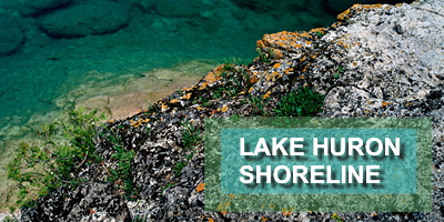 Lake Huron Shoreline