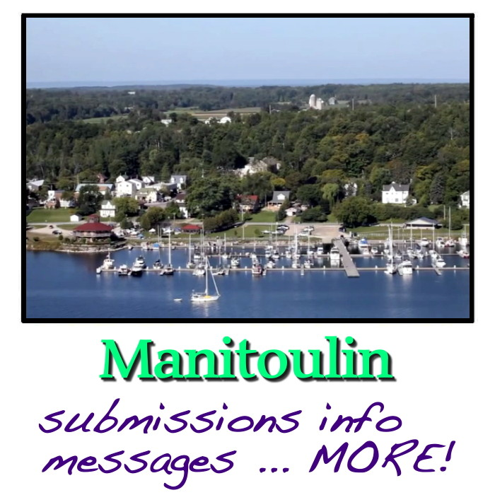 The Ontario 150 Bondar Challenge on Manitoulin